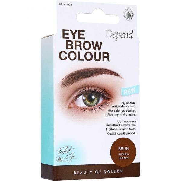 Depend Eyebrow Colour, Depend Ögonfransfärg