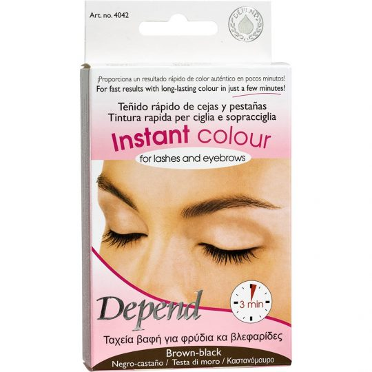 Depend Instant Colour For Lashes And Eyebrows, Depend Ögonbryn
