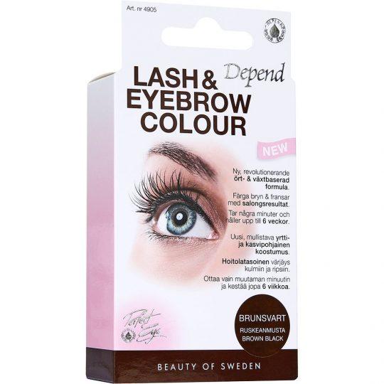 Depend Lash & Eyebrow Color, Depend Ögonfransfärg