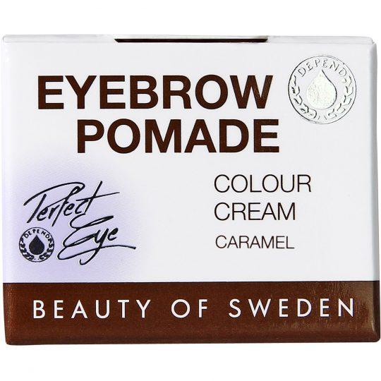 Depend Perfect Eye Eyebrow Pomade Colour Cream Caramel