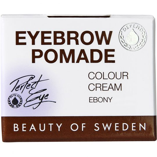 Depend Perfect Eye Eyebrow Pomade Colour Cream Ebony