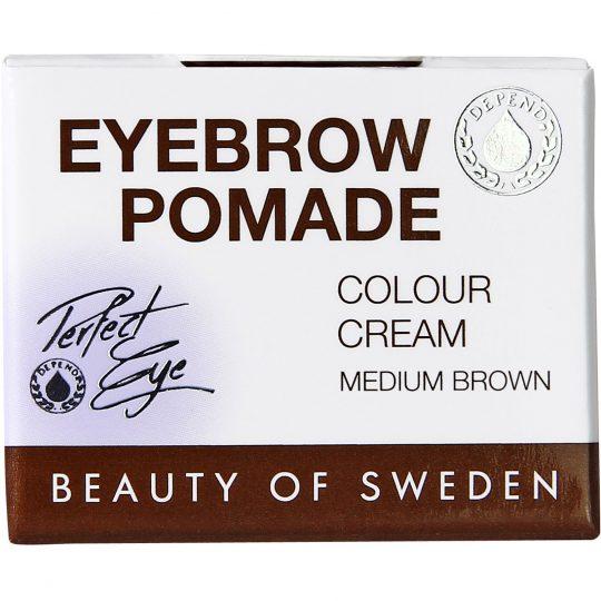 Depend Perfect Eye Eyebrow Pomade Colour Cream Medium Brown