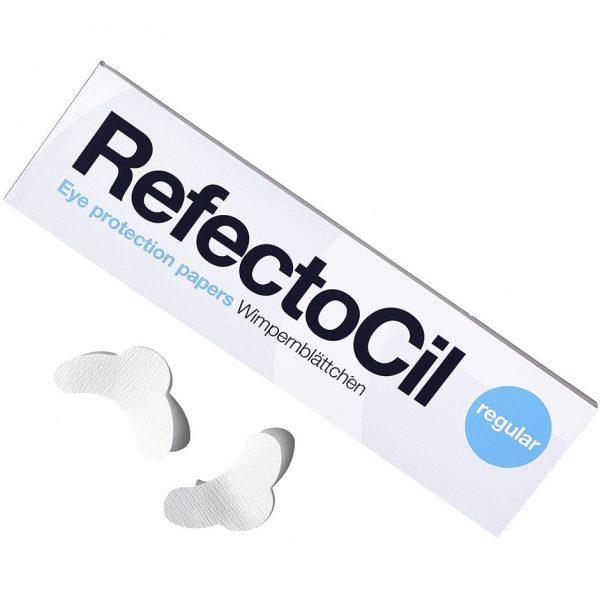 RefectoCil Eye Protection Papers, RefectoCil Ögonfransfärg