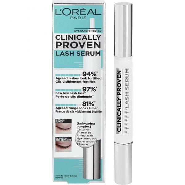 Clinically Proven Lash Serum, 1.9 ml L'Oréal Paris Fransserum & Fransnäring