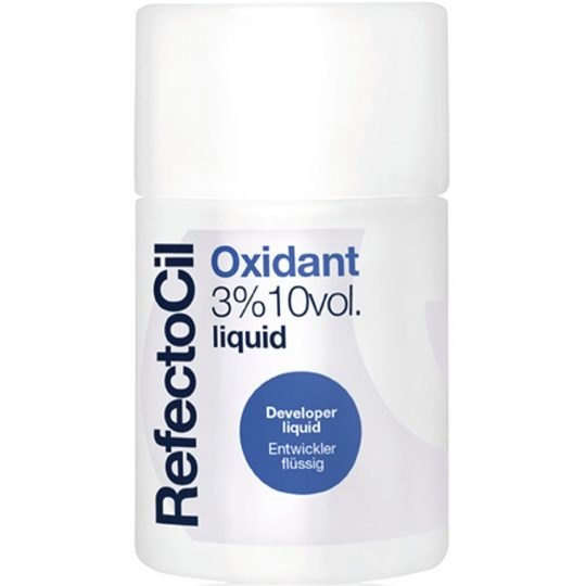 RefectoCil Väteperoxid 3% Flytande, 100 ml RefectoCil Ögonbrynsfärg & Trimmers